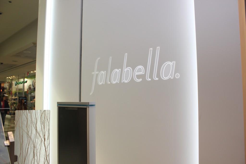 Retail Falabella Santiago.