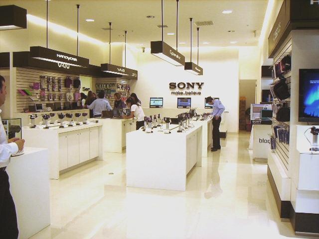 Tienda SONY, Antofagasta